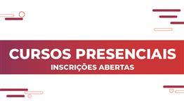CURSOS LIVRES - PRESENCIAIS